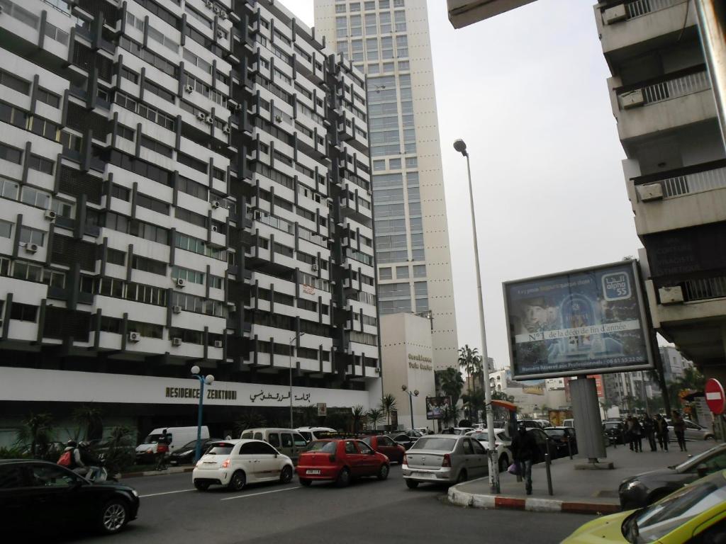 Apartment Twin Center Casablanca  Tarifs 2019