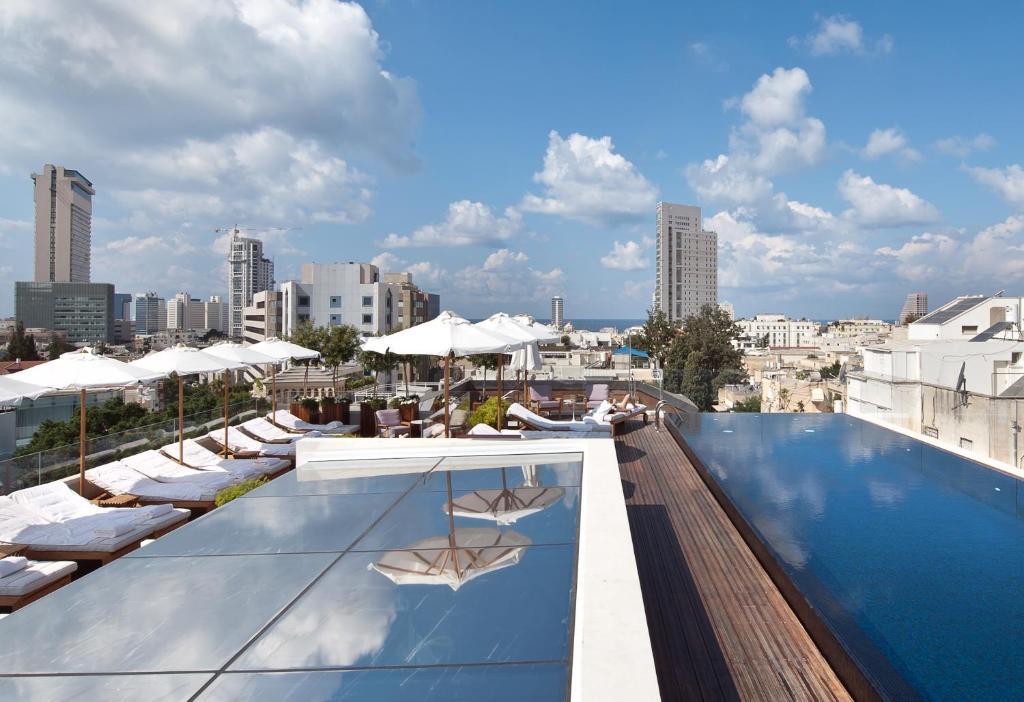 Hotel The Norman Tel Aviv Israel  Bookingcom