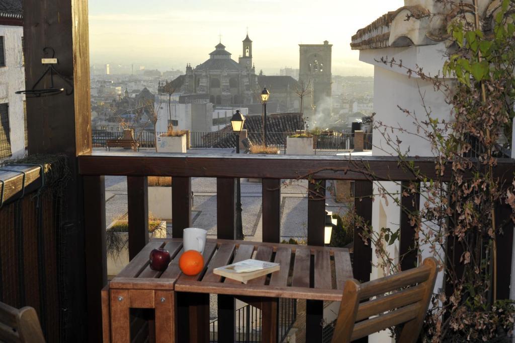 Apartamento Smart Suites Albaicin Espaa Granada  Bookingcom