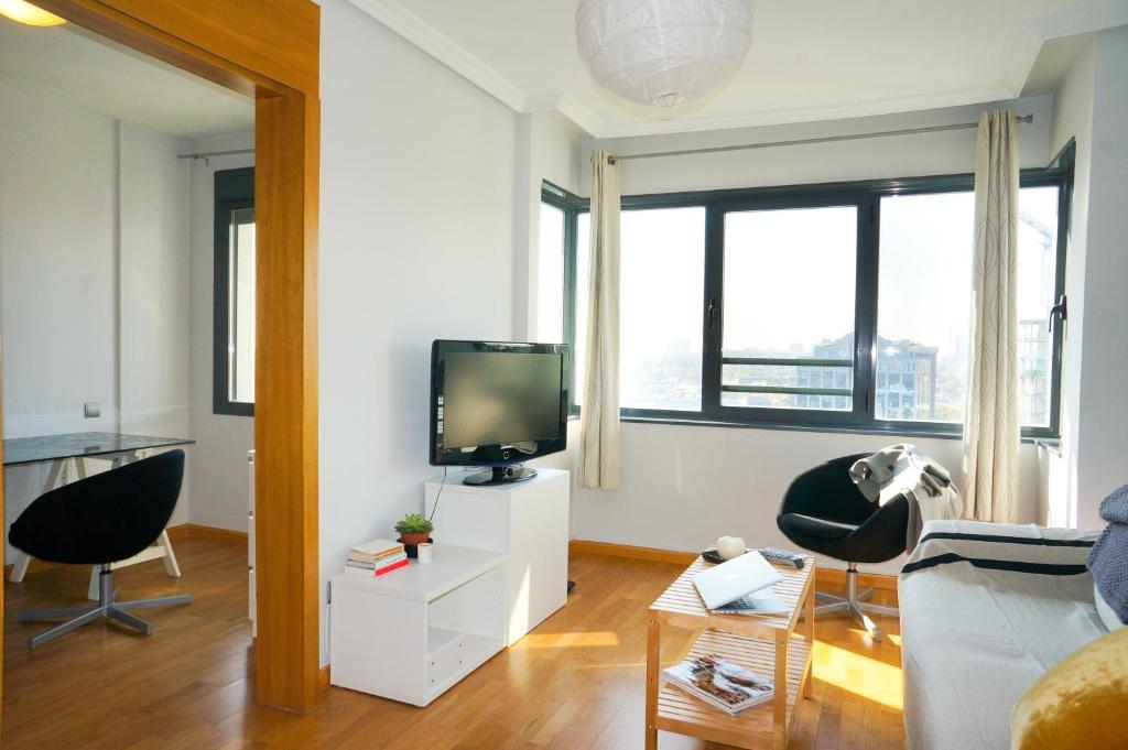 Apartamentos Madrid Espaa Alquiler