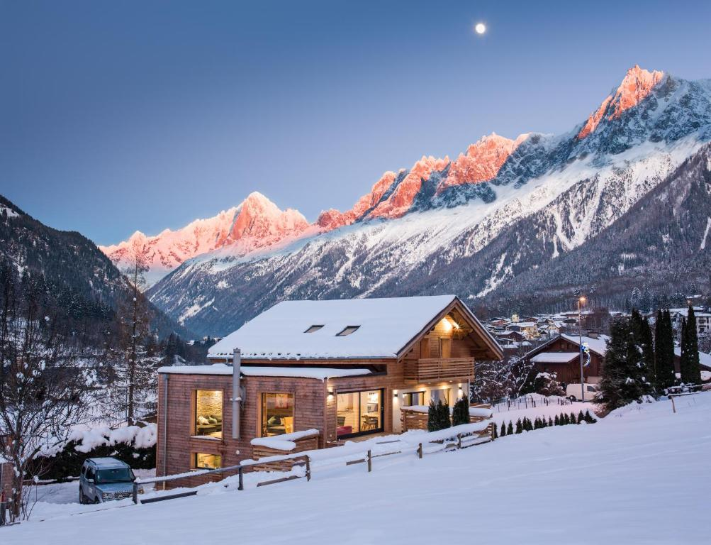 Chalet Rubicon Les Houches France
