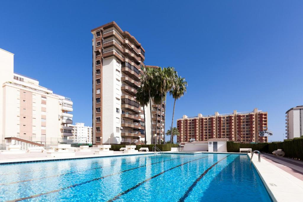 Apartamento Playa Ganda Bellavista Spain Bookingcom