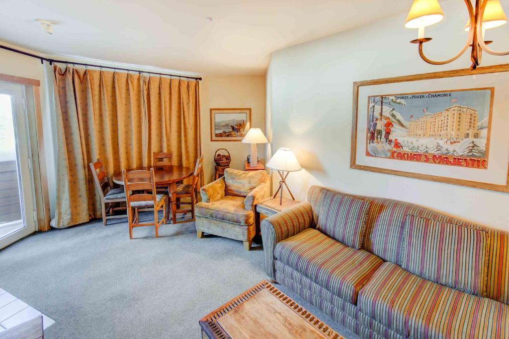 juniper springs #231 - one bedroom condo, mammoth lakes, ca