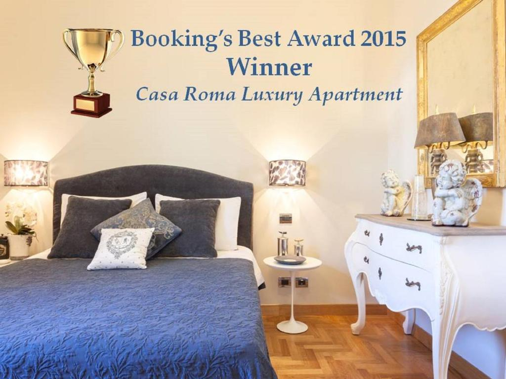 Casa Roma Luxury Apartment Rome including photos  Bookingcom