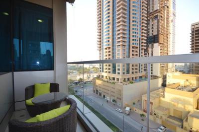 Apartment Vacation Bay - Ocean Heights, Dubai, UAE ...