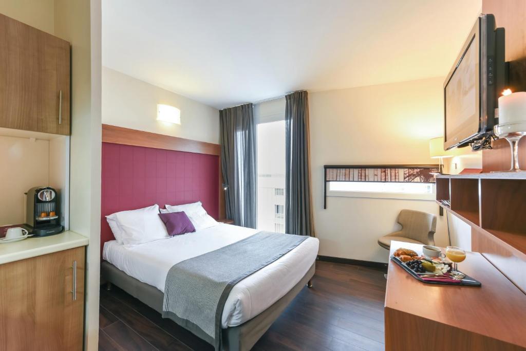 Condo Hotel AppartCity Confort Paris Grande Bi France  Bookingcom
