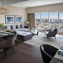 Living Room Restaurant Abu Dhabi Small Chairs For Rooms Marriott Executive Apartments Downtown Uae Booking Com Gallery Image Of This Property