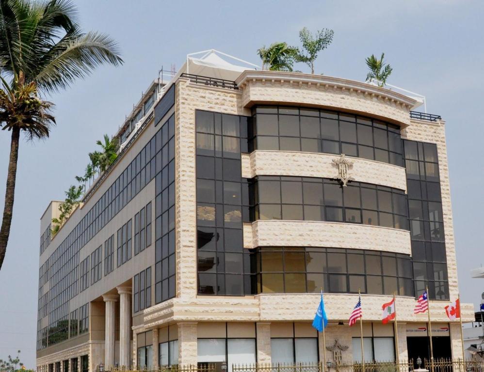 Royal Grand Hotel, Monrovia, Liberia  Bookingm