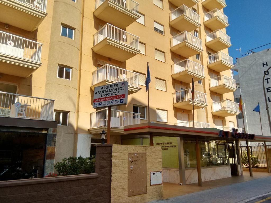 Apartamentos Gandia Playa Con Piscina