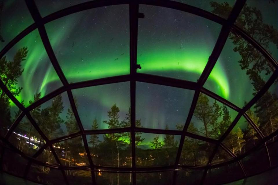 Image result for Kakslauttanen Arctic Resort