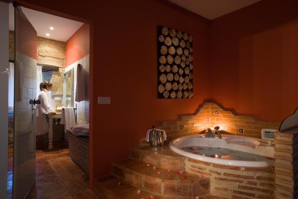 3 Hoteles con Jacuzzi en la Habitacin en La Rioja