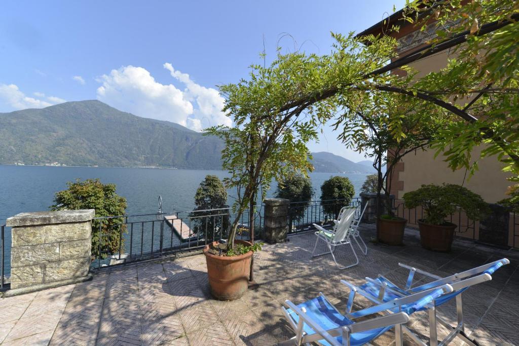 Ferienhaus Casa la Terrazza sul Lago Italien Cannobio