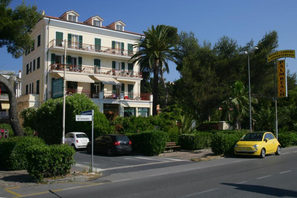 Residence Palm Beach Diano Marina  Prezzi aggiornati per il 2019