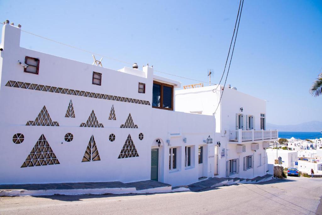 Hotel Dimele · Fotografía de Booking.com · Mykonos · Hoteles en las islas cícladas · Click_Trip ·
