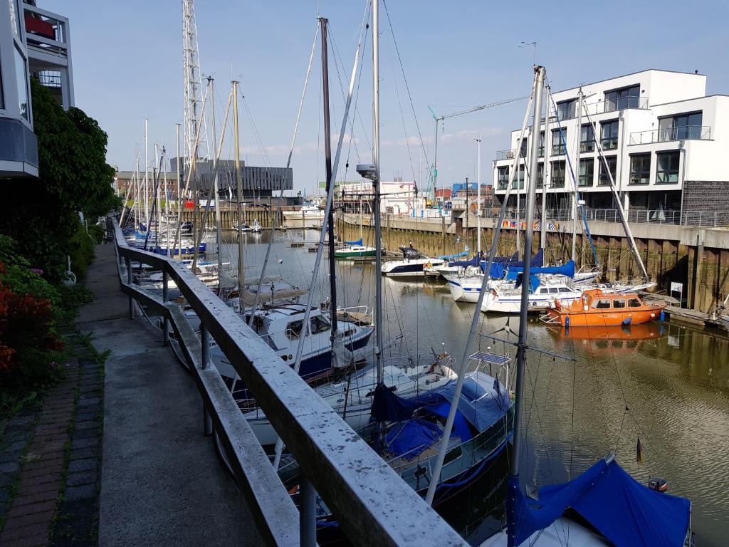 Ferienwohnung Ferienwohnung Cuxhaven Deutschland Cuxhaven