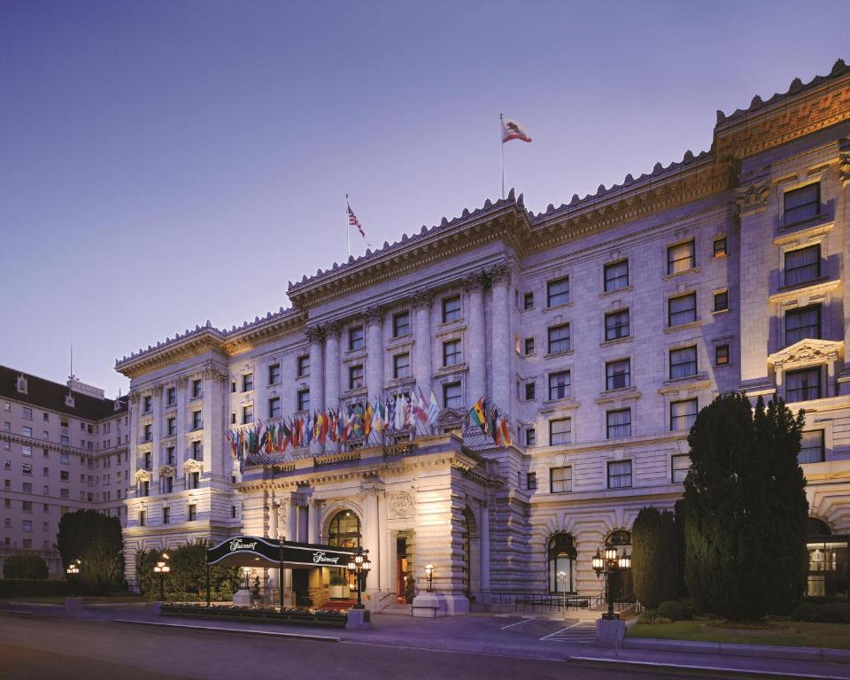 Hotel Fairmont San Francisco CA  Bookingcom