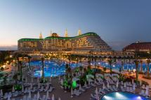 Delphin Imperial Hotel Antalya 2018 World' Hotels
