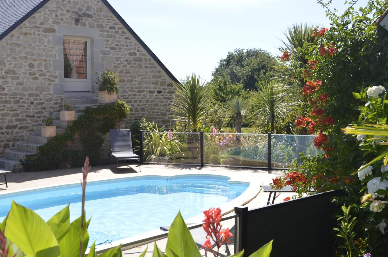 Amazing Bed And Breakfasts In Plonéour Lanvern Brittany