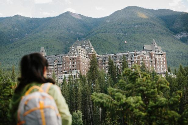 Image result for The Fairmont Banff Springs Hotel, Calgary, Alberta