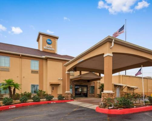 Hotels In Pinehurst Texas