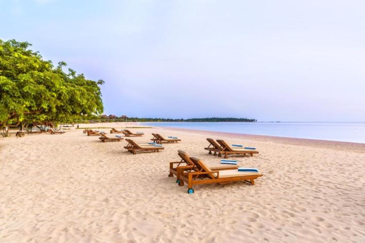 Отель с пляжем Шри-Ланка