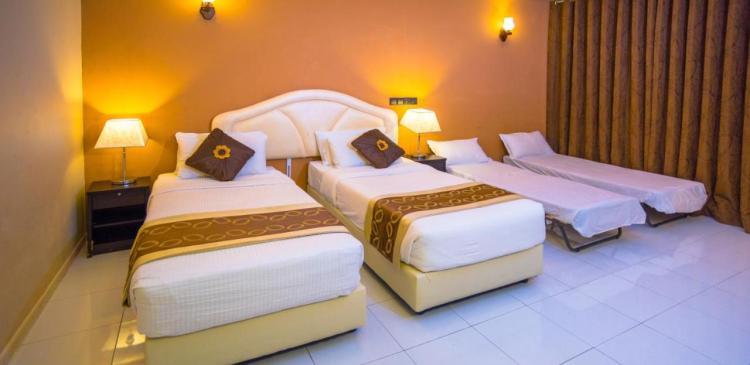 Отель Gunbaru Inn на острове Укулхас