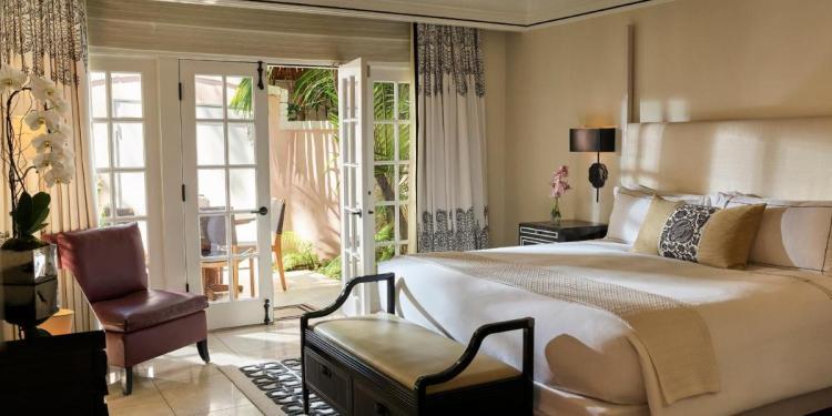 Лучшие отели 5 звезд в Лос-Анджелесе - Hotel Bel-Air