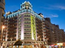 Hotel Emperador Madrid Spain