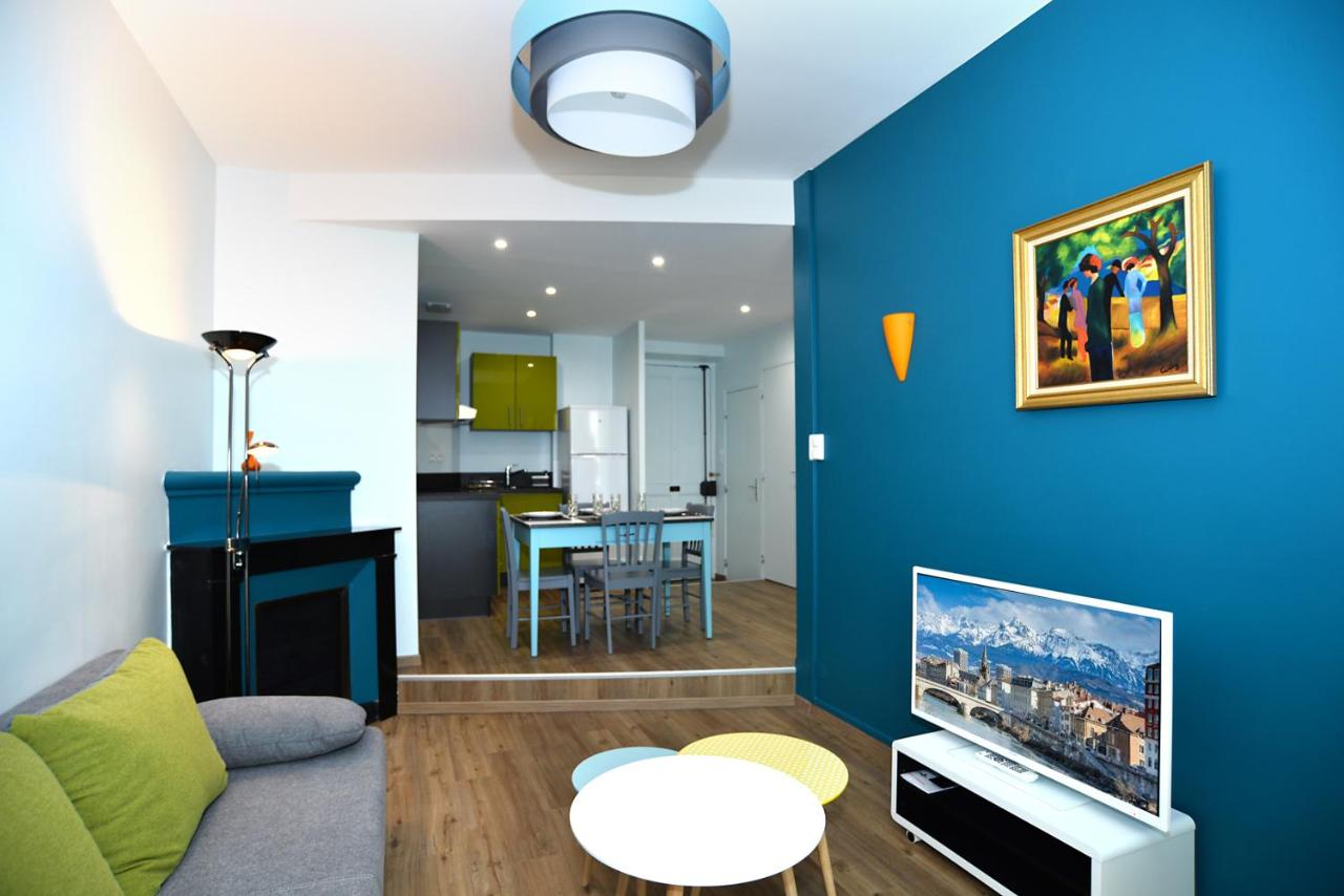 Salon Baby Grenoble Apartment Happy Appart Grenoble Gare France Booking