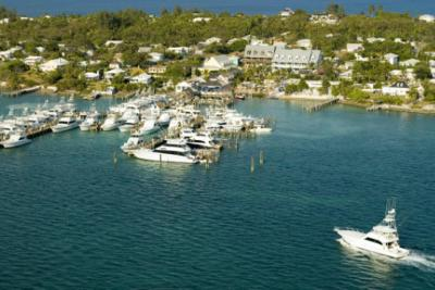 Valentines Resort Marina Harbour Island Bahamas
