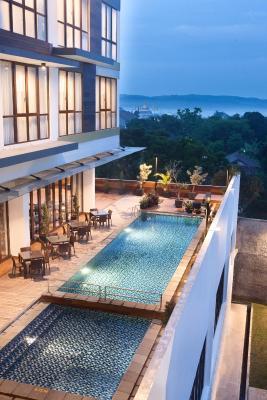 Hotel Santika Sukabumi Sukabumi  Harga 2019 Terbaru
