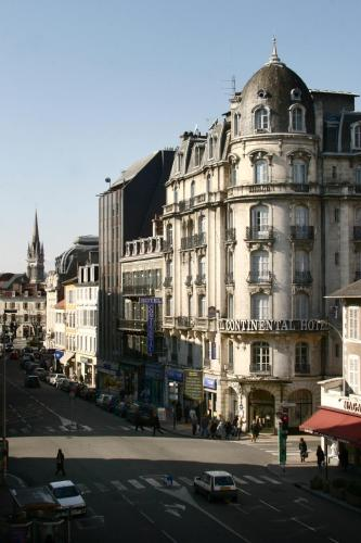 Hotel Continental, Pau