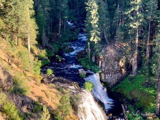 Cascades Mc Cloud - Californie