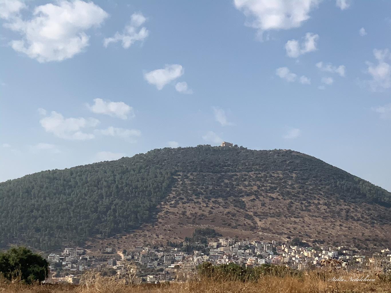 Mont Tabor - Israël