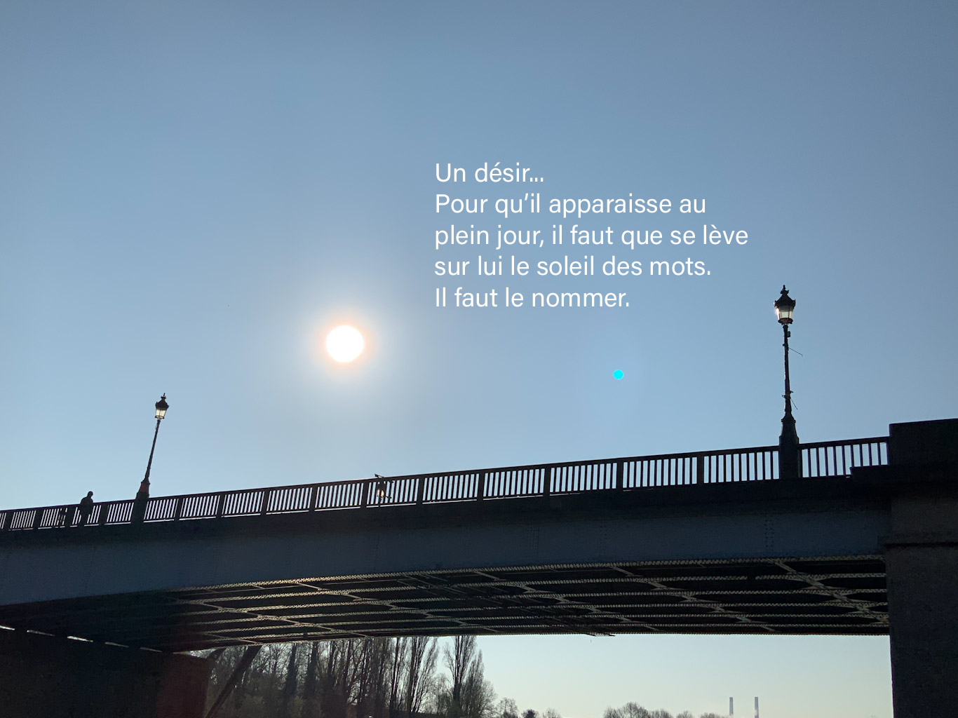 Citation - désir