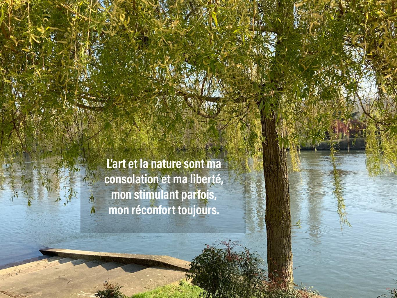 Citation - art et nature