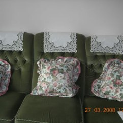 Christmas Chair Back Covers Uk Slipcover Dining Free Standing Lace And Doily - S-embroidery.com