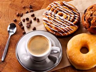 "Диалог ""Заказ кофе и чая"" (Ordering coffee and tea ..."
