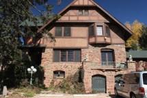 Onaledge Manitou Springs Colorado' Haunted Hotel