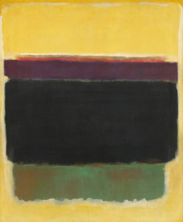 Mark Rothko Paintings Columbus Museum Present