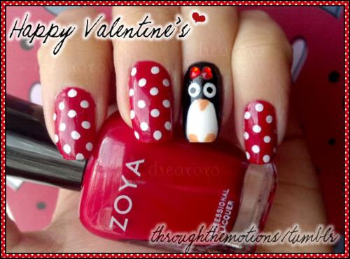 Valentine S Day Nail Art Ideas