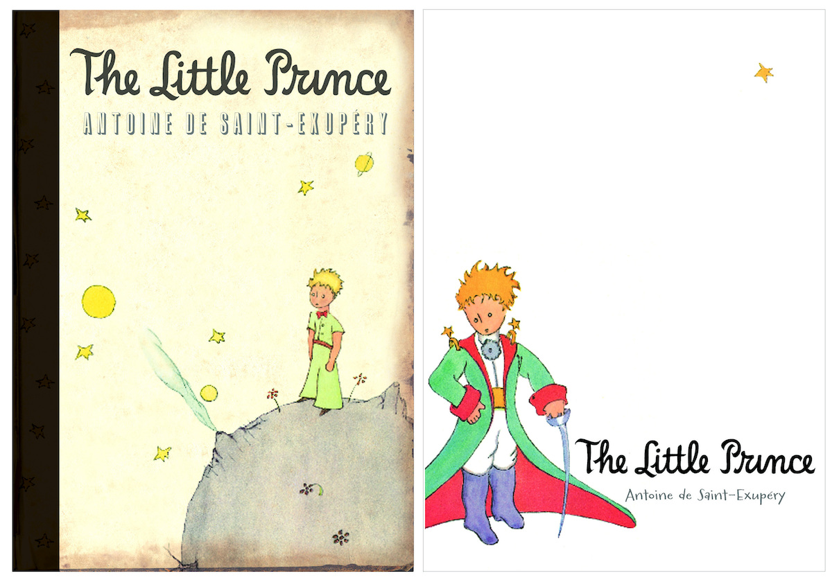 The Little Prince Anniversary Edition Book Cover Gets
