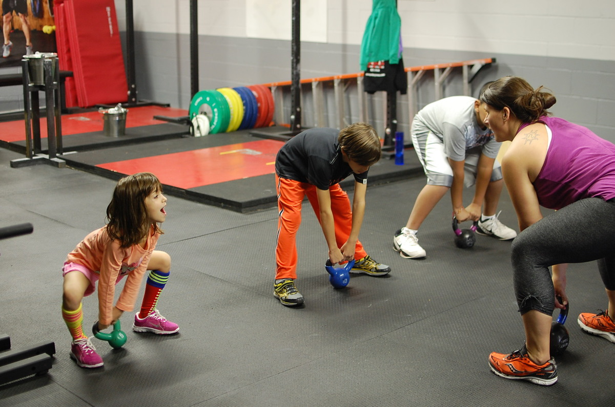 CrossFit For Kids Expands The Fitness Craze To The Toddler