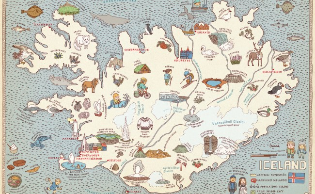 Maps Showcases Every Region On Earth Huffpost