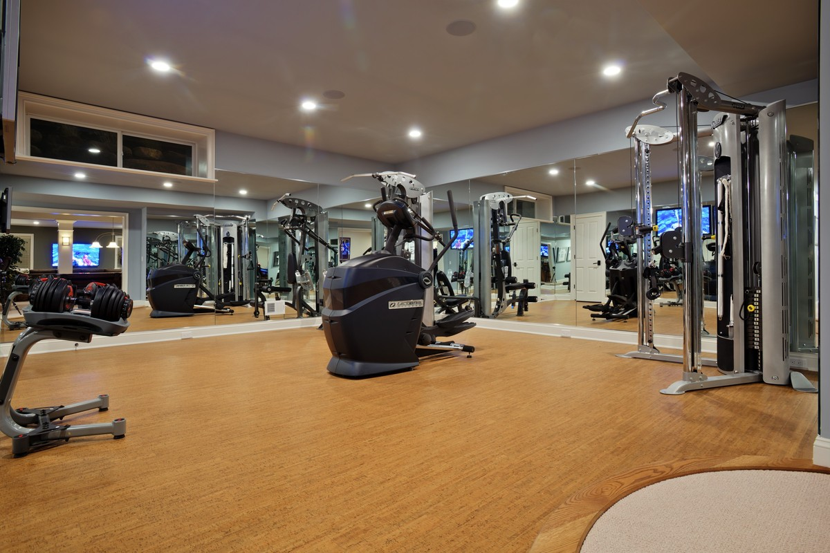 Privates Fitnessstudio 6 Impressive Home Gyms That Offer The Ultimate Personal