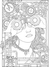 10 Adult Coloring Books To Help You De-Stress And Self ...
