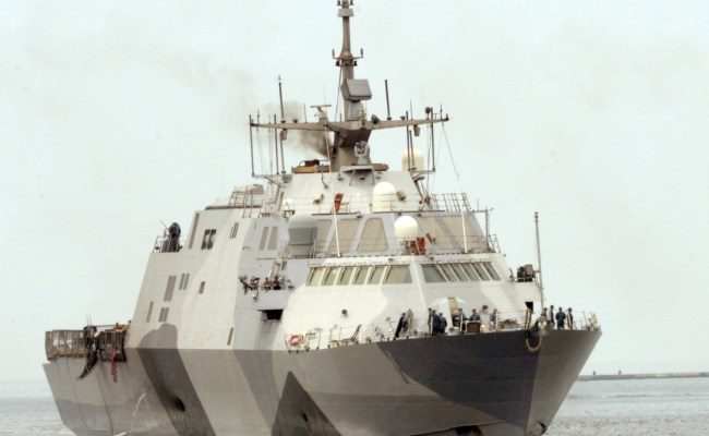 Uss Freedom Navy S Newest Warship Has Cyber