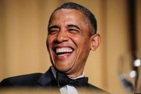 le rire de barack obama