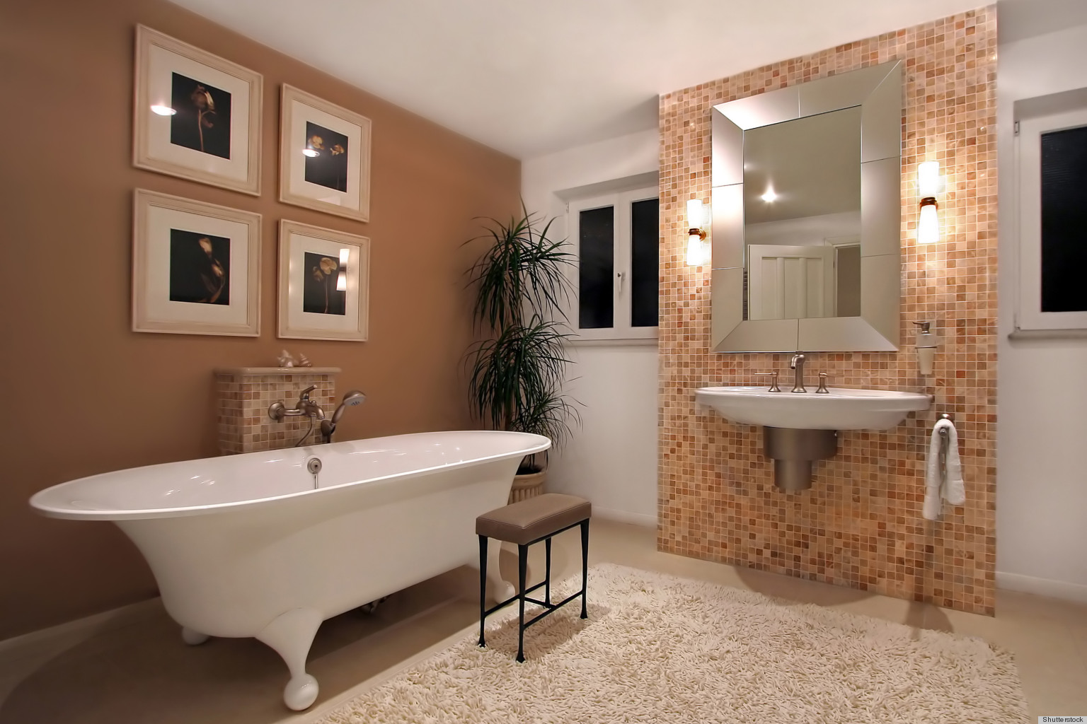 preventing bathroom mildew has seriously never been easier (photos