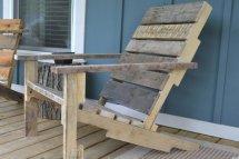 Build Wooden Deck Chair Pallet - 10